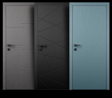 Egyedi beltéri ajtó