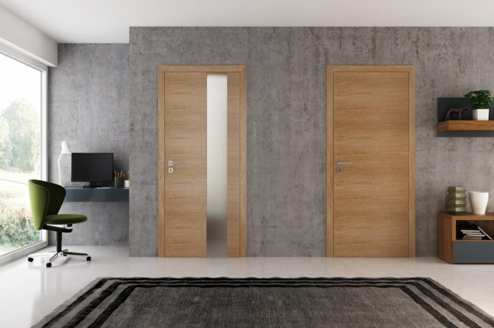 Furnér ajtók – nem faajtó, mégis fából van?