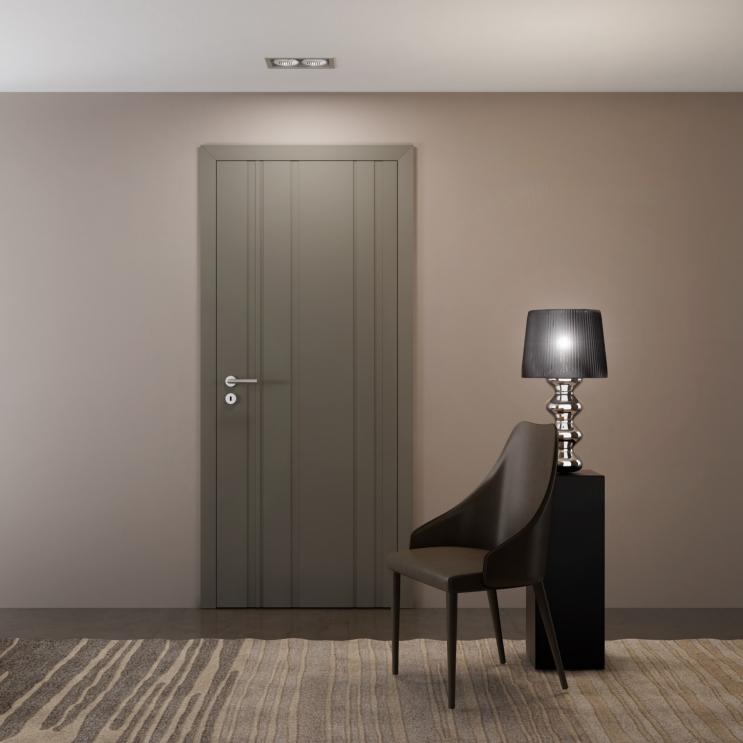 Modern festett ajtó – mai modern és klasszikus formákban is